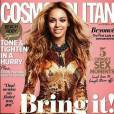 """Como se não bastasse, Beyoncé ainda é capa de novembro da revista australina """"Cosmopolitan"""" e recebeu o título de """"A Primeira Dama da Grandiosidade"""""""