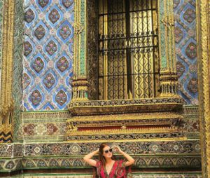Marina Ruy Barbosa arrasa na Tailândia