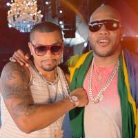 """Naldo Benny lança """"Maluquinha"""" em parceria com Flo Rida!"""