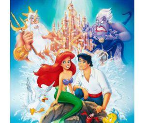"""""""A Pequena Sereia"""" é um dos grandes sucessos da Disney"""