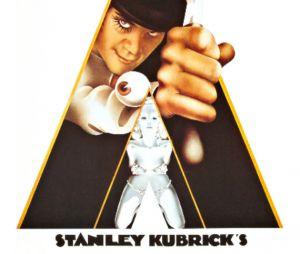 """""""Laranja Mecânica"""" tem direção de Stanley Kubrick"""