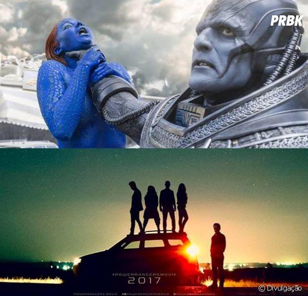 "O cartaz de ""X-Men: Apocalipse"" está entre os mais polêmicos!"