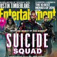 """Filme """"Esquadrão Suicida"""": elenco do longa estampa capas especiais da Entertainment Weekly"""
