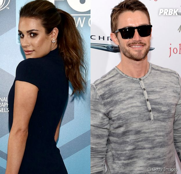 Lea Michele termina namoro de dois meses com Robert Buckley, segundo site