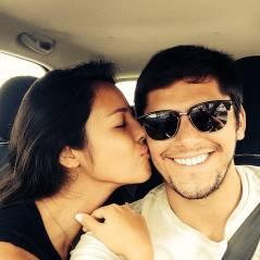 Bruno Gissoni e Yanna Lavigne afastam rumores de separação e postam foto amorosa