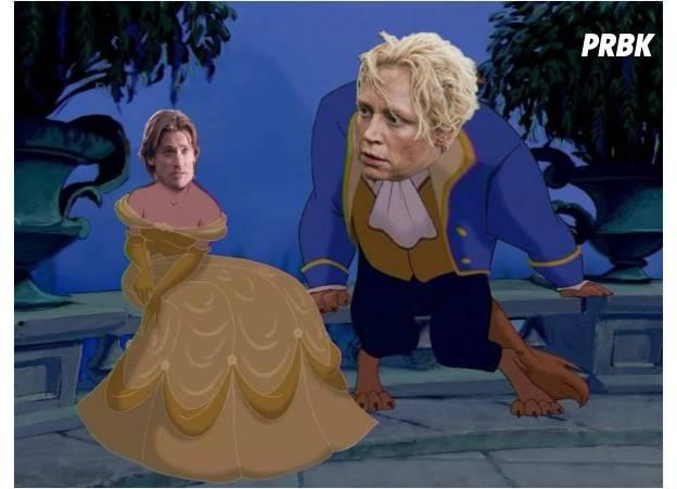 Quem é a Bela e quem é a fera afinal?