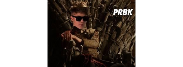 Justin Bieber é ou não um rei?