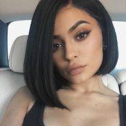 Kylie Jenner, irmã de Kim Kardashian, aparece com cabelo mais curto em foto! Veja