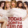 Está todo mundo contra a Taylor Swift