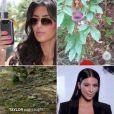 "Kim Kardashian jogando ""Pokémon Go"""