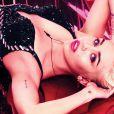 """Miley Cyrus seria uma vilã em """"American Horror Story"""" bem agitada, né?"""