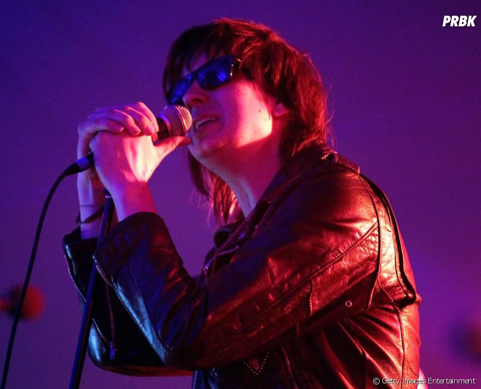 Julian Casablancas se apresenta com o The Void no Lollapalooza