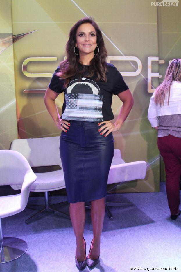 """Ivete Sangalo fala sobre futuras comparações com Claudia Leitte em """"SuperStar"""""""