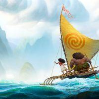 """De """"Moana"""": princesa sem príncipe! Mocinha não vai ter interesse amoroso na animação"""