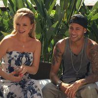 """Neymar Jr. participa do """"Programa Eliana"""", no SBT, mostra sua casa e fala de projeto social!"""