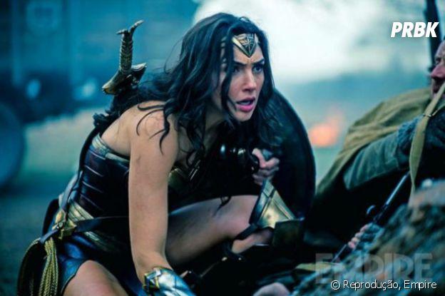 """Filme """"Mulher-Maravilha"""": longa ganha foto oficial divulgada pela revista Empire"""