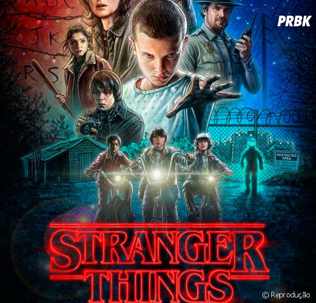 """De """"Stranger Things"""": segunda temporada terá inspiração em """"Harry Potter"""""""