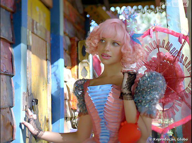 """Bruna Linzmeyer está super feliz com a mudança no cabelo para """"Meu Pedacinho de Chão"""""""