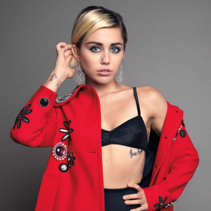 Miley Cyrus anuncia música inédita para outubro e revela que faixa não será tão experimental!