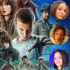 """De """"Stranger Things"""": Larissa Manoela, Chay Suede, Mel Maia e mais no elenco brasileiro da série!"""
