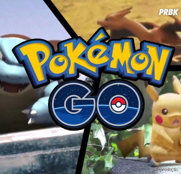 """De """"Pokémon Go"""": Niantic diz que quer trazer o game para o Brasil"""