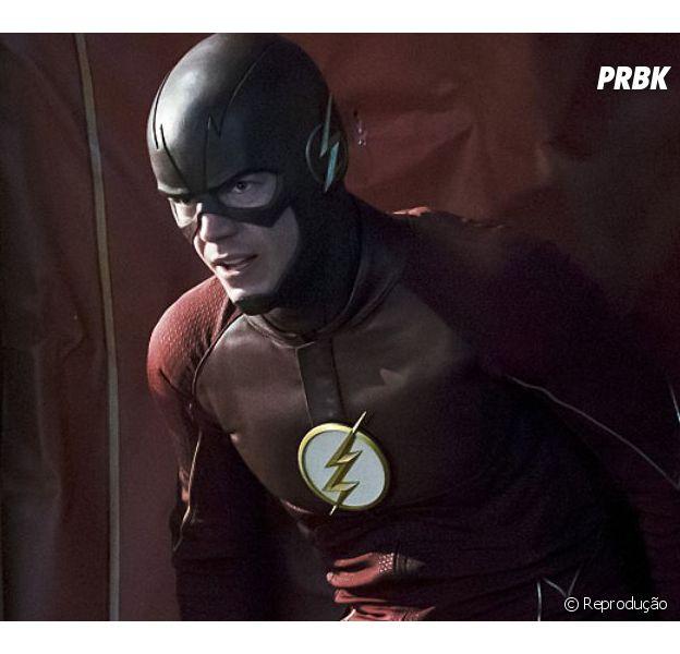 """Em """"The Flash"""", """"Flashpoint"""" não vai durar para sempre, segundo Grant Gustin"""