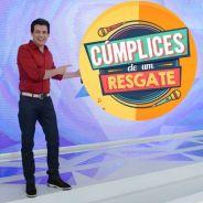 """Novela """"Cúmplices de Um Resgate"""": sem Larissa Manoela, elenco se diverte no """"Domingo Legal"""" do SBT!"""