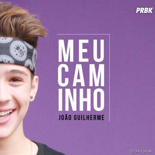 """João Guilherme Ávila lança primeiro CD, """"Meu Caminho"""""""