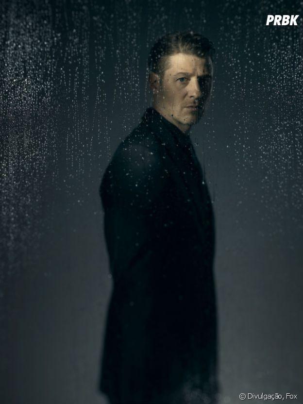 """Em """"Gotham"""": na 3ª temporada, Gordon vira caçador de recompensas"""