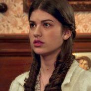 """Final """"Êta Mundo Bom!"""": Gerusa (Giovanna Grigio) chora ao receber convite de casamento de Maria!"""