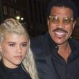 Sofia Richie, apontada como affair de Justin Bieber, é filha do cantor Lionel Richie