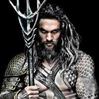 """De """"Liga da Justiça"""": Aquaman (Jason Momoa) astro do rock? Diretor publica foto inusitada no Twitter"""