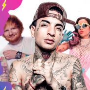 """Anitta, MC Guimê, Ed Sheeran e mais: as tatuagens no mundo dos famosos é o tema do """"Se Liga""""!"""