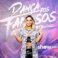 "Valesca Popozuda promete brilhar no quadro ""Dança dos Famosos 2016"""