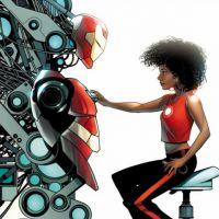 Nova Homem de Ferro irá se chamar Ironheart em próxima história em quadrinho da Marvel!
