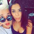 As selfies de MC Gui e Luiza Cioni são muito fofas