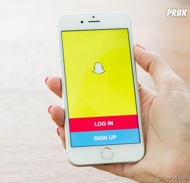 Snapchat lança atualização com melhorias para o aplicativo