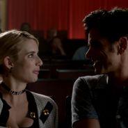 """Em """"Scream Queens"""": na 2ª temporada, Emma Roberts e John Stamos vivem affair em prévia!"""