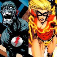 """Em """"The Flash"""": na 3ª temporada, Flash Negro ou Jesse Quick? Que velocista deve estar na nova fase?"""