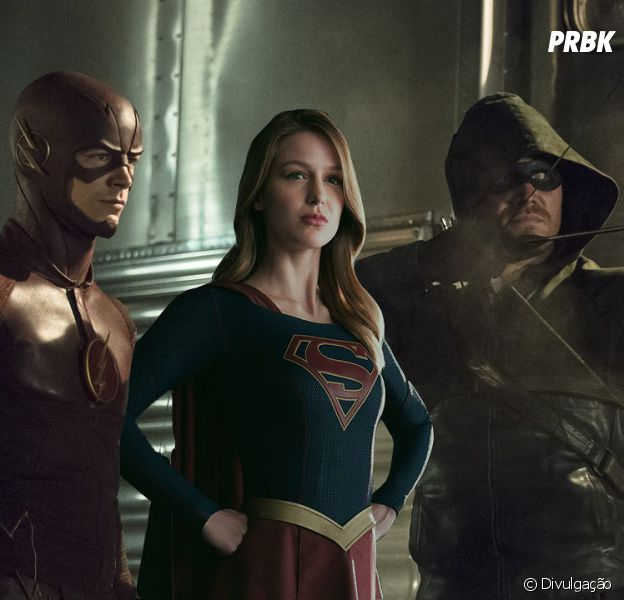 "O crossover de ""The Flash"", ""Arrow"" e ""Supergirl"" está prometendo surpreender o público"
