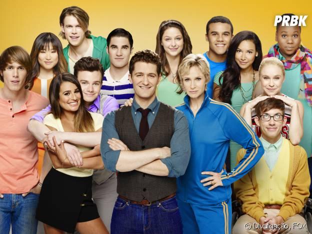 """""""Glee"""" terá reviravoltas no fim!"""