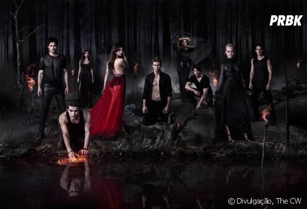 """""""The Vampire Diaries"""" mostrará a situação complicada de Elena (Nina Dobrev) e Stefan (Paul Wesley)"""