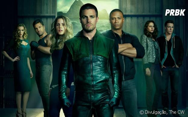 """""""Arrow"""" mostrará Oliver (Stephen Amell) com grandes complicações!"""