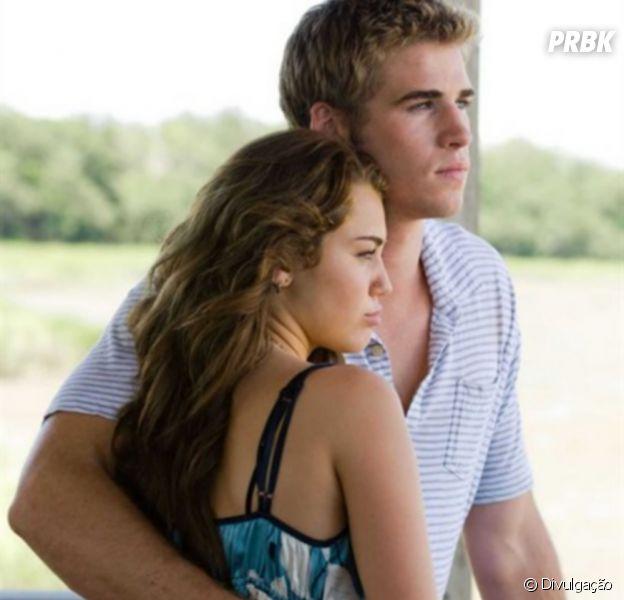 Recentemente, Miley Cyrus e Liam Hemsworth reataram o namoro