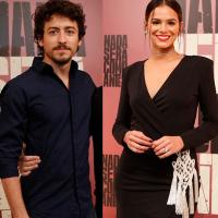 """Jesuíta Barbosa elogia Bruna Marquezine, de """"Nada Será como Antes"""": """"Ela é uma diva"""""""