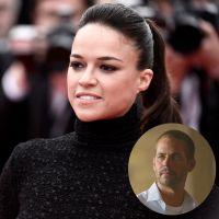 "De ""Velozes & Furiosos"", Michelle Rodriguez lamenta morte de Paul Walker: ""Ainda dói em todos nós"""