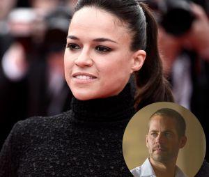 "Michelle Rodriguez fala sobre morte de Paul Walker, protagonista de ""Velozes & Furiosos"""