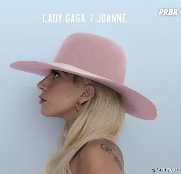 """Lady Gaga divulga capa e data de lançamento do álbum """"Joanne"""""""