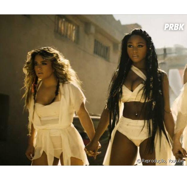 "Fifth Harmony no clipe intenso e dançante da música ""That's My Girl"""