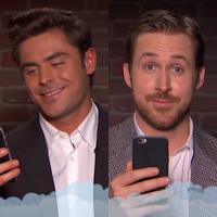 Zac Efron, Ryan Gosling e mais famosos leem tweets maldosos em programa americano. Assista!
